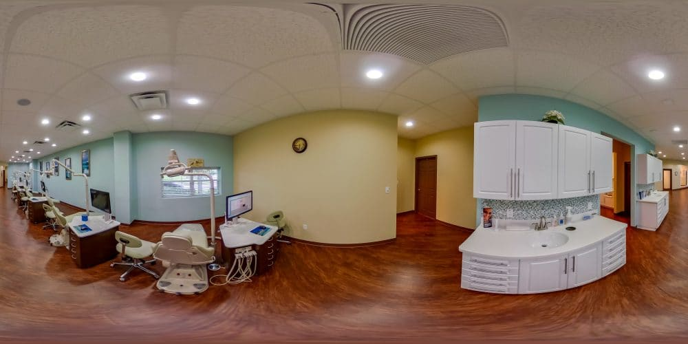office exam room 4 Smile Concepts Orthodontics in Apopka, FL