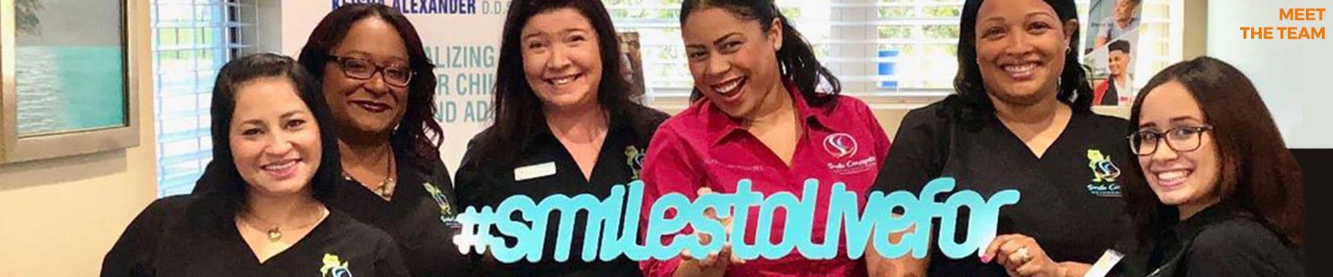 Meet the team Smile Concepts Orthodontics in Apopka, FL